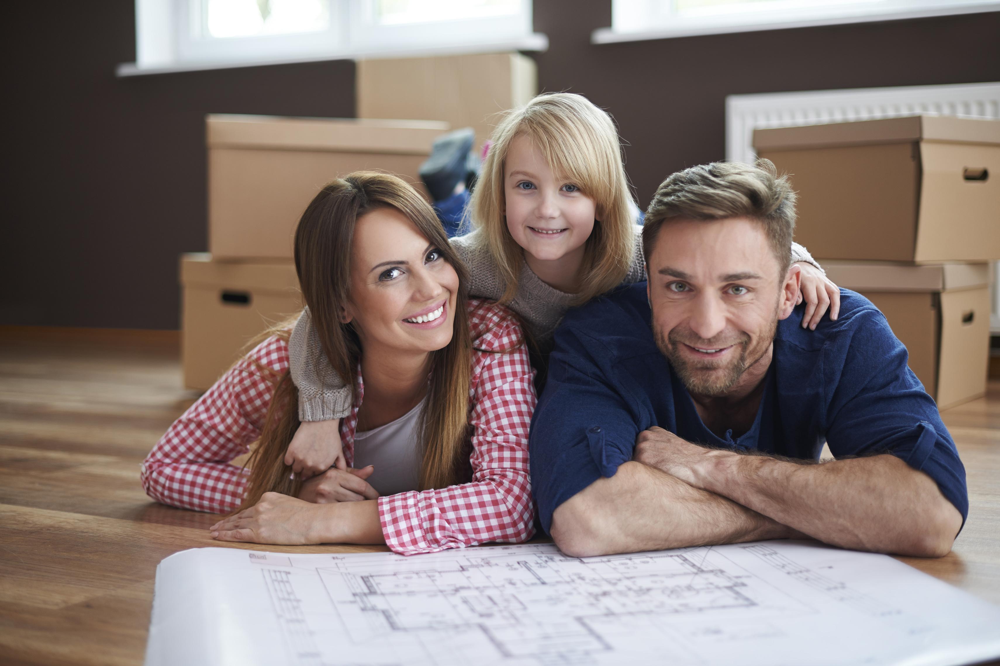 famille emménagement